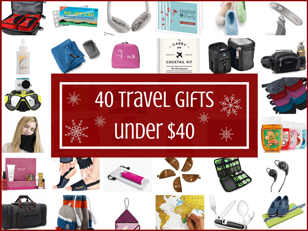 Gifts For International Travelers