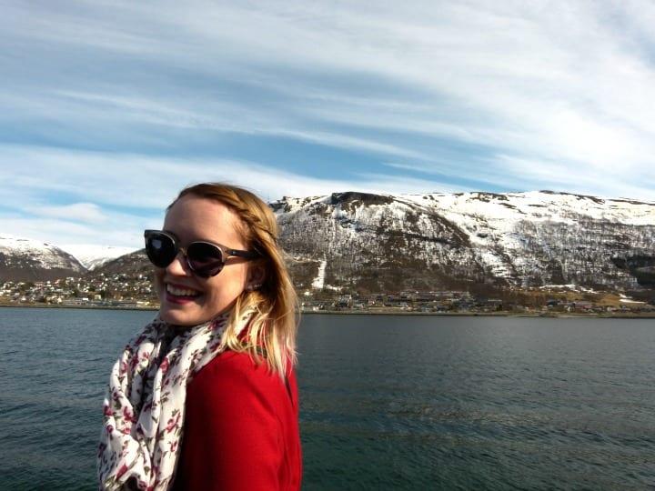 Van in Tromso