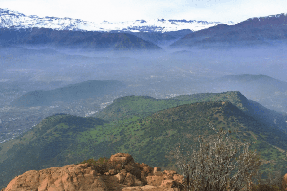Hike Cerro Manquehue