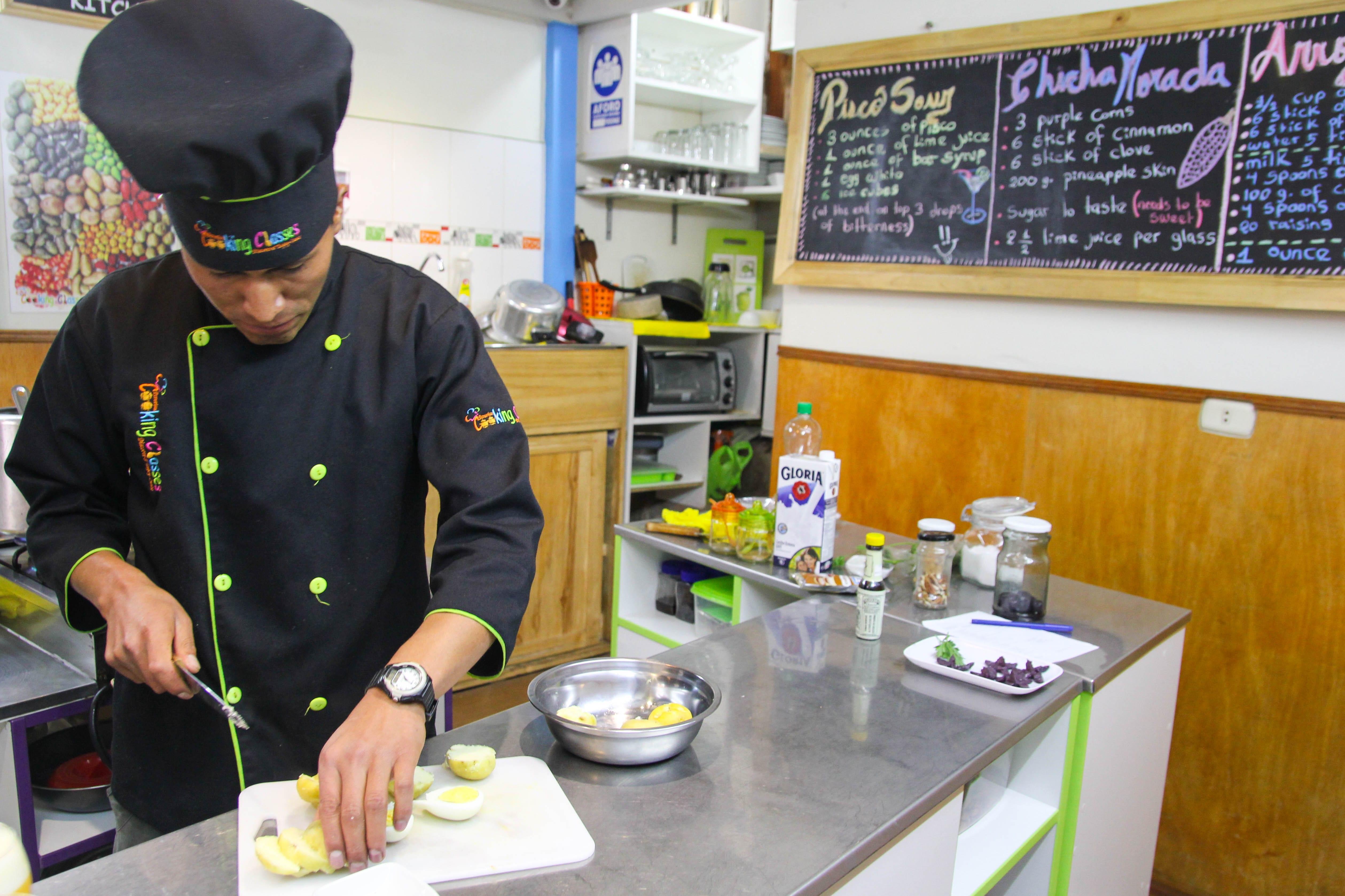 Peruvian Cooking Classes in Cusco- Lauren on Location