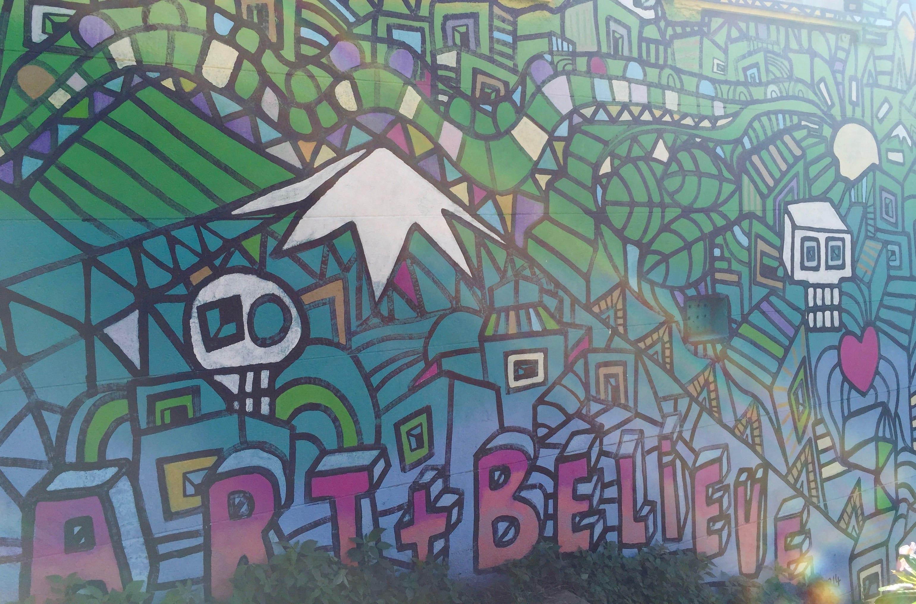 Art & Believe
