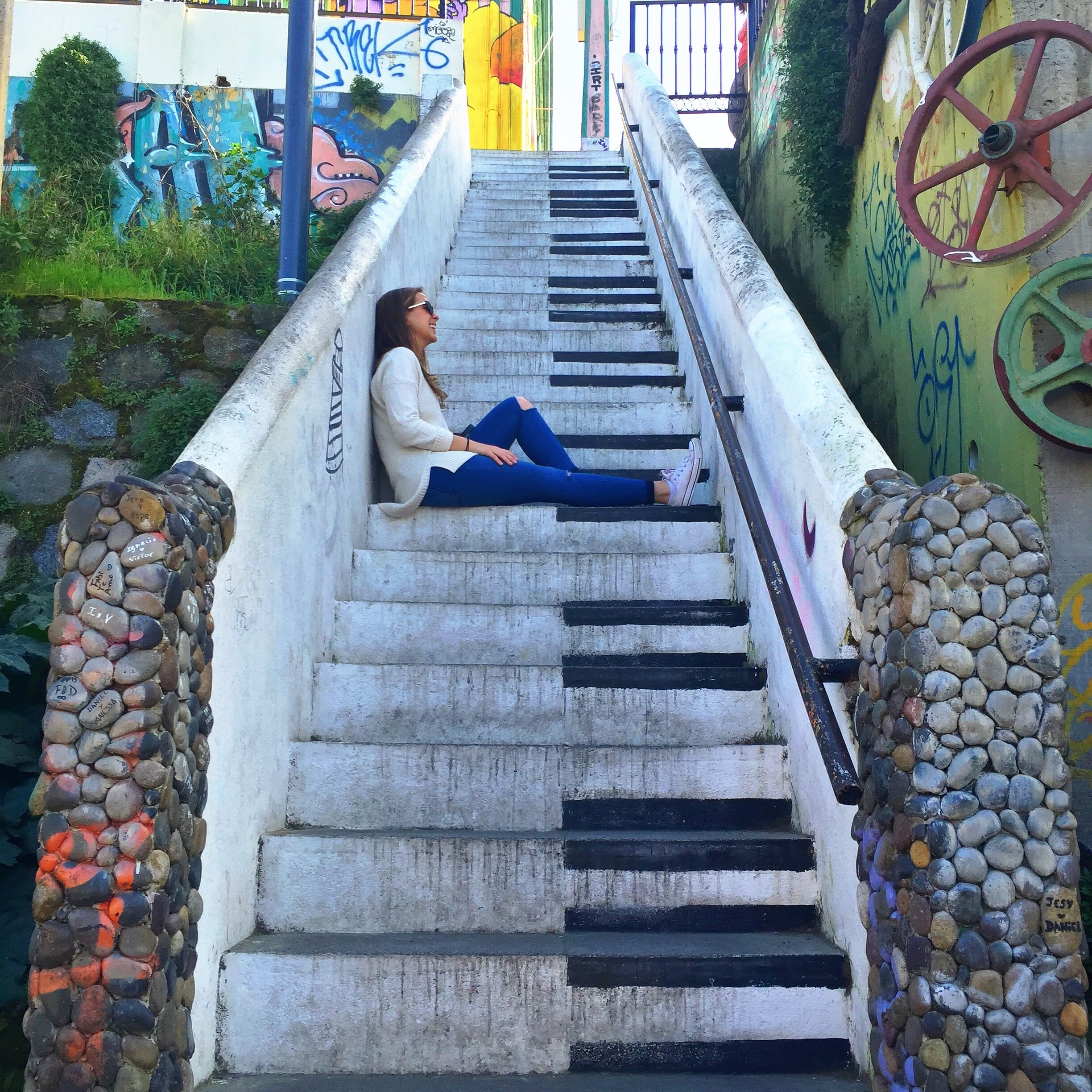 Beethoven Stairs