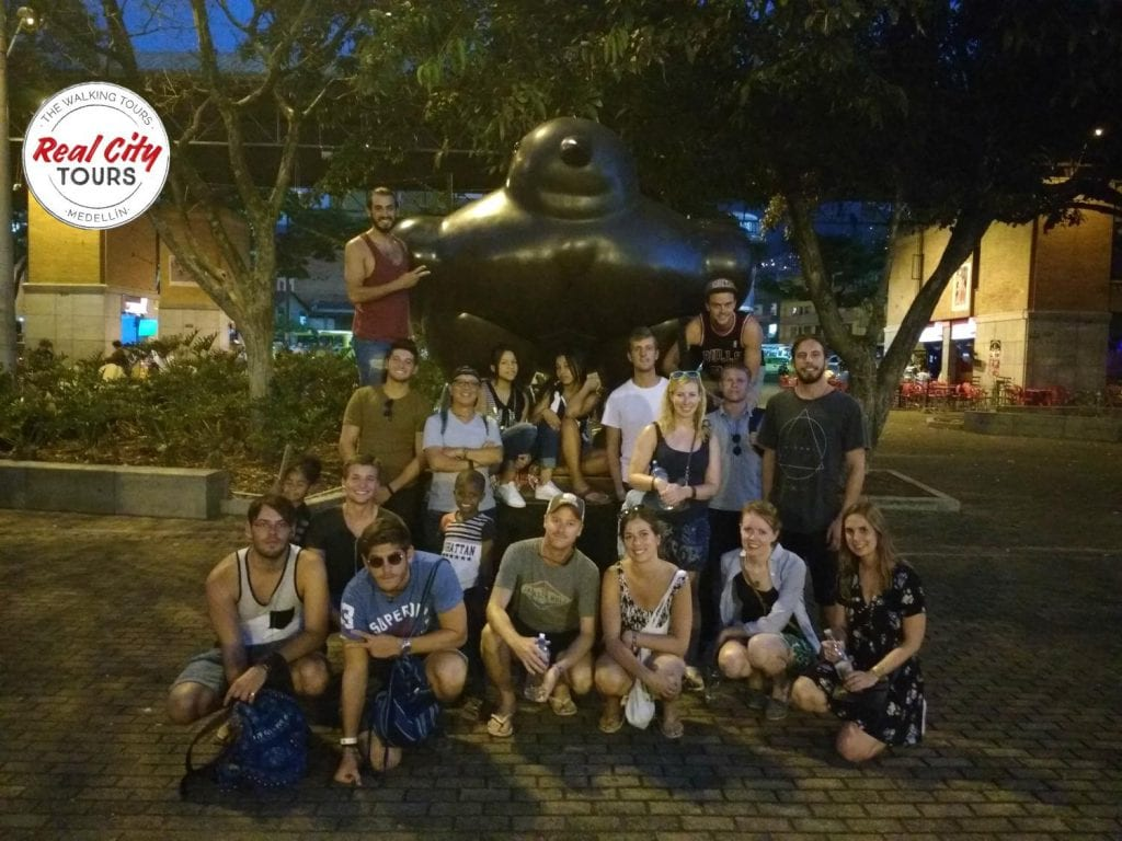 Wondering what to do in Medellín? Take a Real City free walking tour!