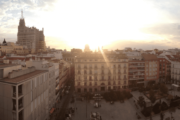 DIY walking tour of central Madrid