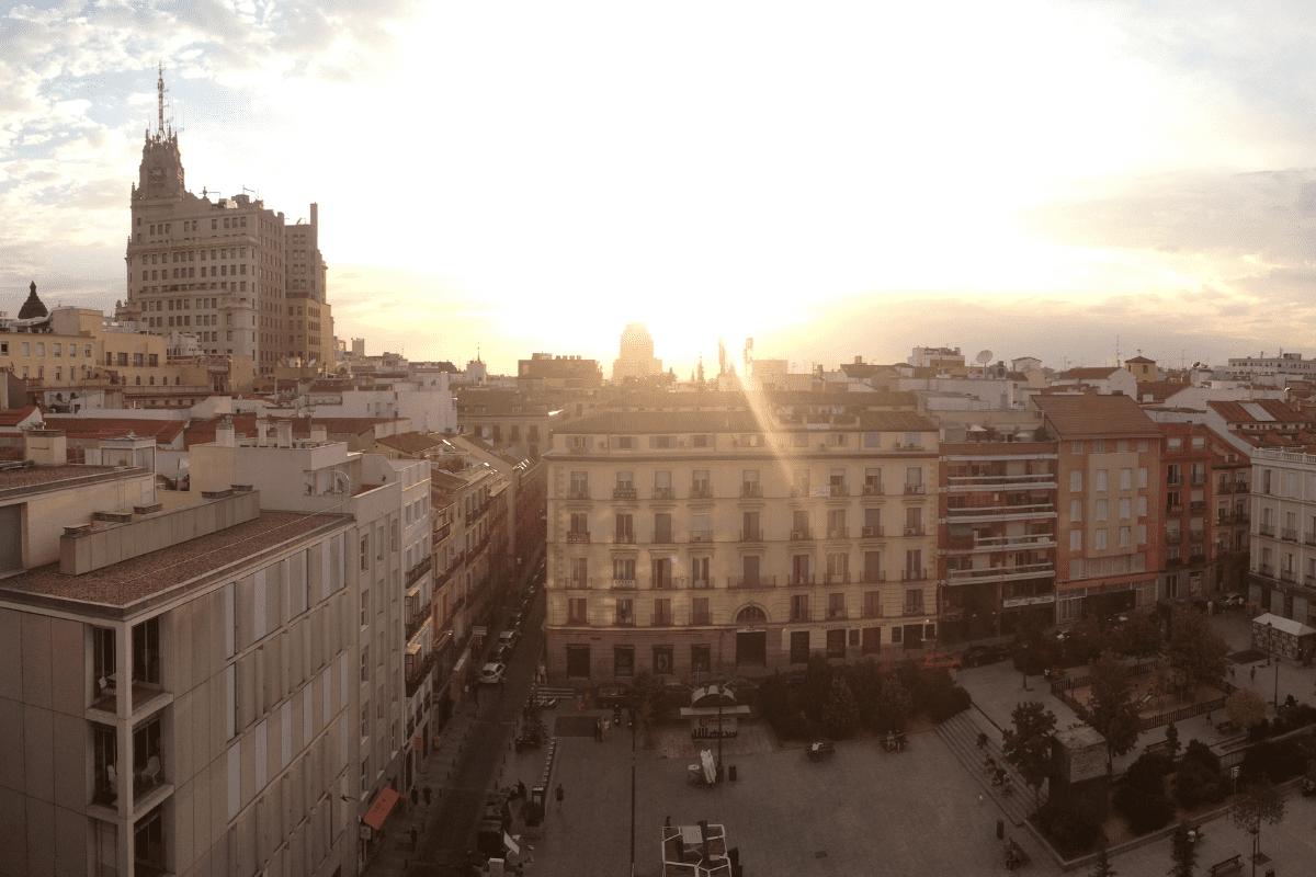 Diy Madrid Center Sights Walking Tour Lauren On Location