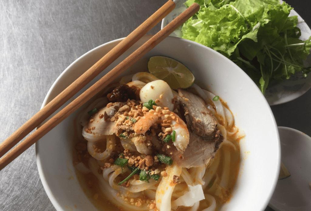 Lunch at Bon Restaurant on Cua Da in Hoi An
