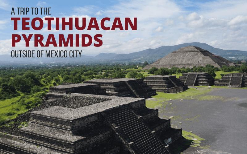 TEOTIHUACAN PYRAMIDS (1)