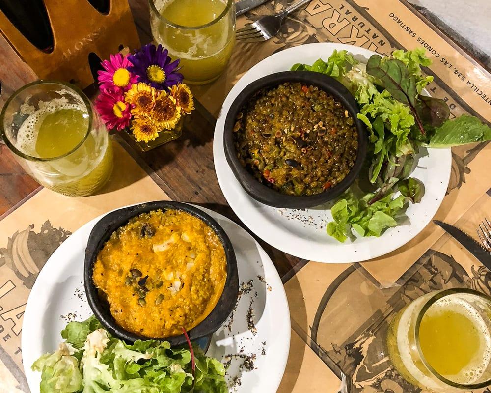 La Chakra Vegetarian Restaurant
