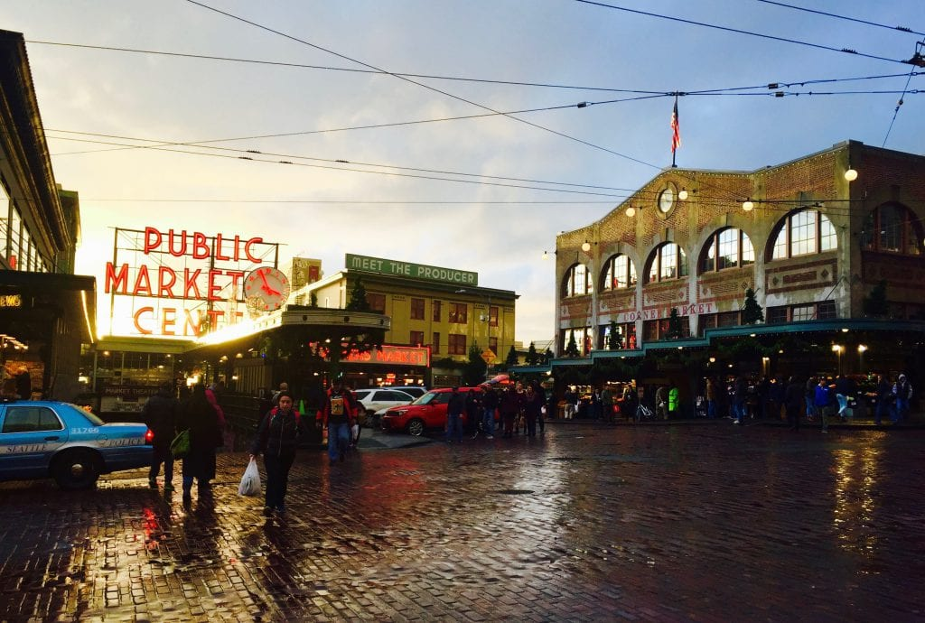 If you only have one day in Seattle, don't miss Pike Place Market!