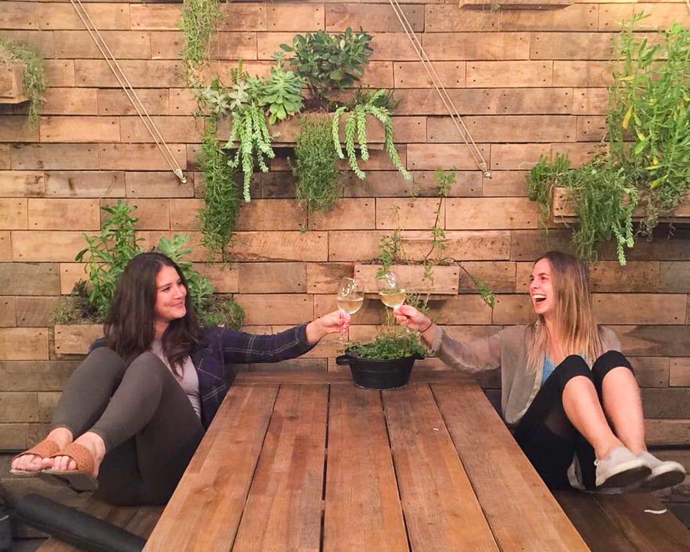 Yoga and Meditation bring friends together