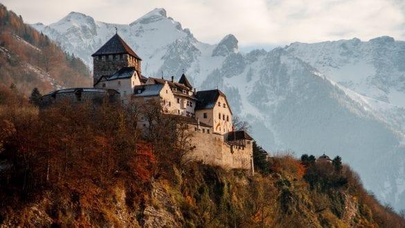 How to Visit Schloss Vaduz AKA Vaduz Castle in Liechtenstein