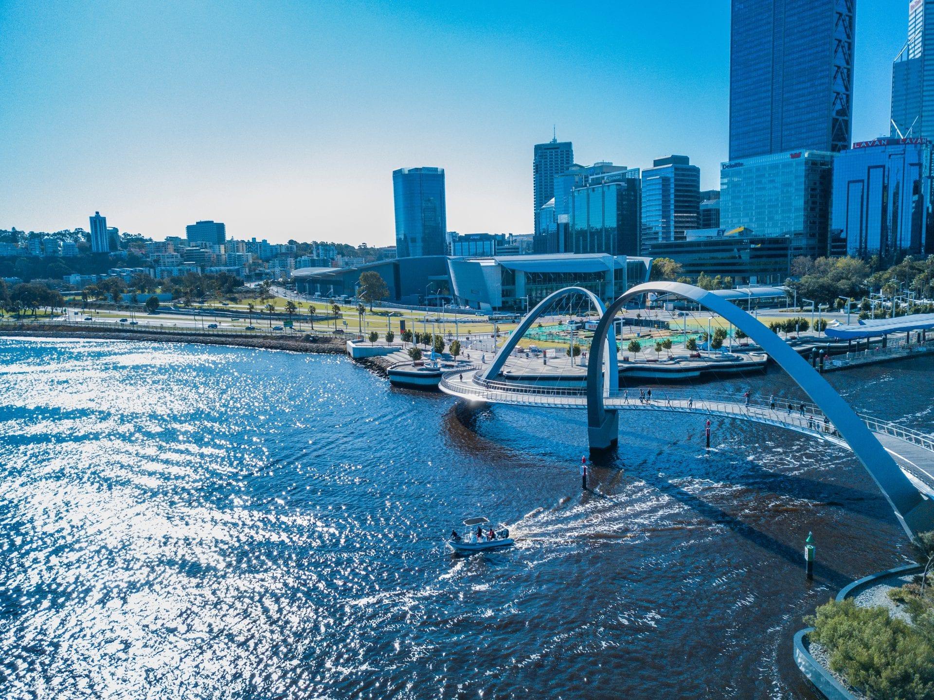 Barrack Square Perth, Australia