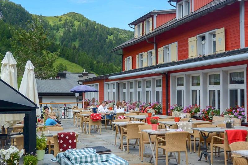 Vögeli Alpenhotel in Malbun