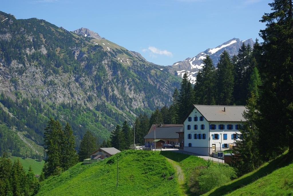 Berggasthaus Sücka in Triesenberg