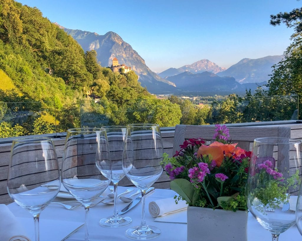 If you're one for the fine dining scene, there's no better choice than Marée. This Michelin star rated restaurant is located at the Park Sonnenhof Hotel and features an exquisite menu of seasonal delicacies.