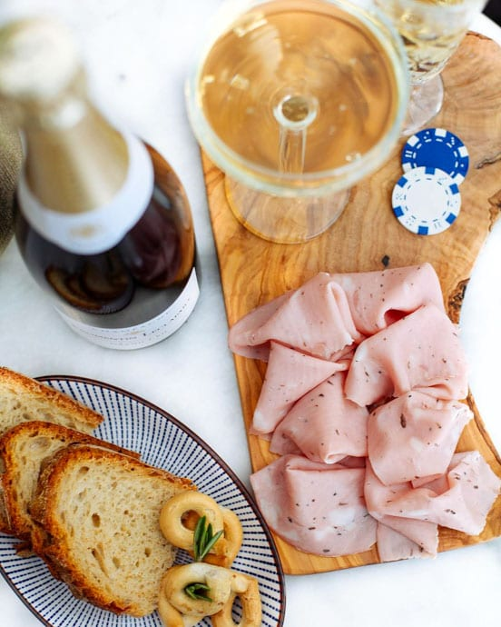 Propaganda's Champagne Brunch in Madrid is one splurge-worth experience!