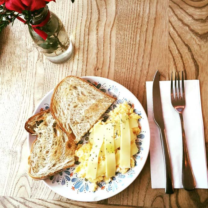 Brunch at The Little Big Café may be pricey, but it's worth it!