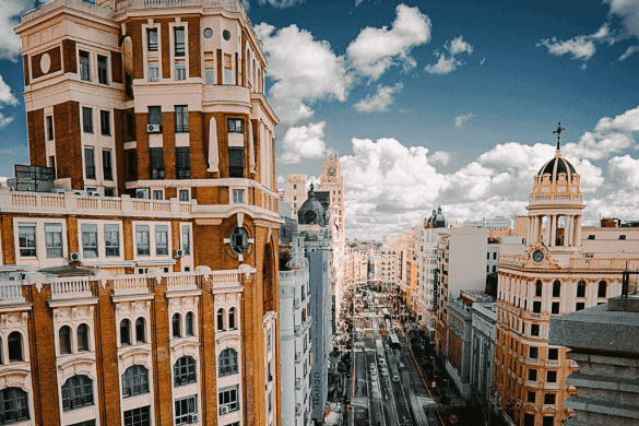 Free Self-Guided Walking Tour of Madrid