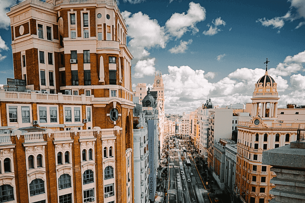 Free Self-Guided Walking Tour of Madrid