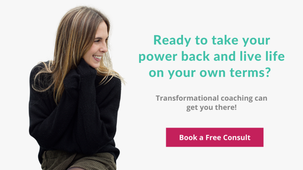 Book a free consult for transformational coaching with Lauren Bonheim